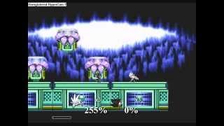 getlinkyoutube.com-Sonic Smash Brothers - Shadow vs Silver