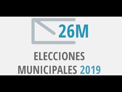 PISTOLETAZO DE SALIDA A LA CAMPAÑA ELECTORAL DE CARA A LAS MUNICIPALES DEL PRÓXIMO 26 DE MAYO