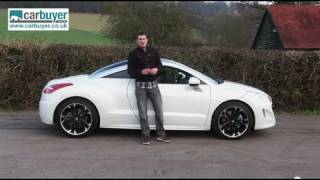 getlinkyoutube.com-Peugeot RCZ coupe review - CarBuyer