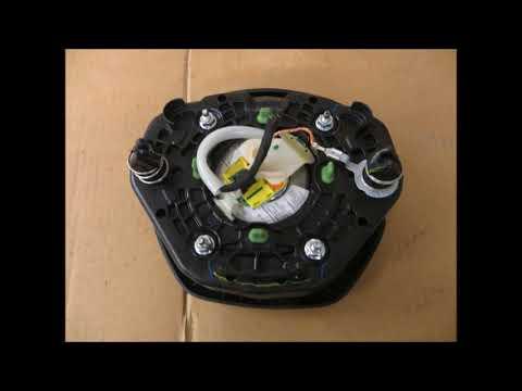 Подушка в руль airbag Mercedes w166 A1668600002