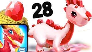 getlinkyoutube.com-Dragon Mania Legends - How To Breed RUBY Dragon! [Episode 28]