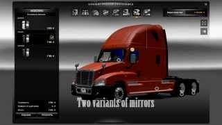 ETS2 - New Freightliner Cascadia