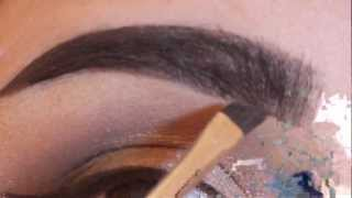 getlinkyoutube.com-ALL ABOUT LASHES - part 2 - شلون اسوي حواجبي؟