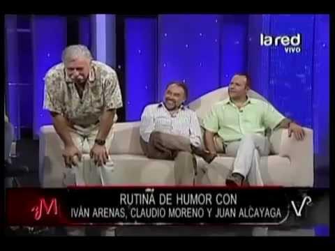 Viernes de humor SIN CENSURA - Profesor Rossa, Guru Guru y Don Carter (1/7)