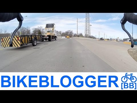 Construction Begins Short And Sweet Commute Bike Blogger