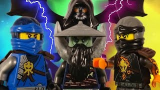 LEGO NINJAGO THE MOVIE - RISE OF THE VILLAINS PART 7 - THE ULTIMATE EVIL - SEASON FINALE!!!
