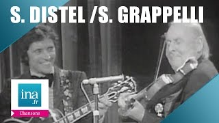 "getlinkyoutube.com-Stéphane Grappelli et Sacha Distel ""Sweet Georgia Brown"" (live officiel) 
