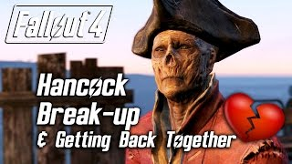 getlinkyoutube.com-Fallout 4 - Hancock Romance - Breaking Up & Getting Back Together