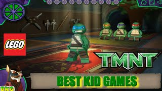 getlinkyoutube.com-LEGO Teenage Mutant Ninja Turtles Gameplay Episode - Best Kid Games