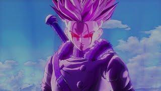 getlinkyoutube.com-Dragon Ball: Xenoverse - Atrocious Trunks VS Atrocious Vegeta