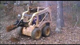 getlinkyoutube.com-How To: Make a Skid Steer attachment