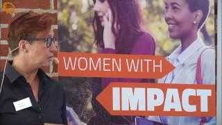 Women with impact. - Maria Nilsson och Helena Österlind