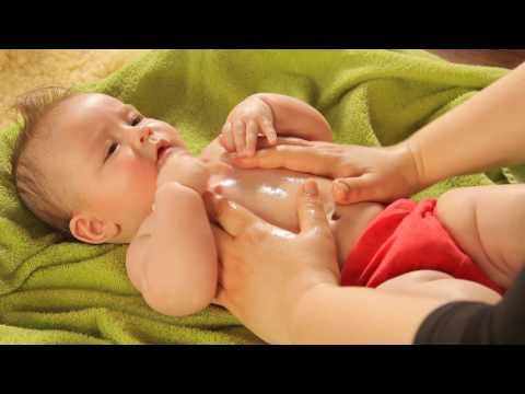Weleda Baby Massage video