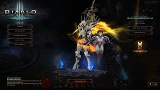 getlinkyoutube.com-Diablo III Season 8 Unhallowed Multishot DH T13 Farm