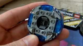 getlinkyoutube.com-Lego Ninjago NRG Jay Unboxing and Review - Lego Set 9570