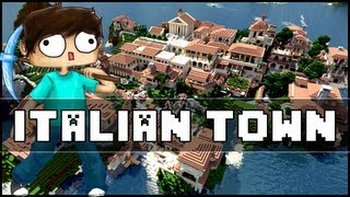 getlinkyoutube.com-Minecraft - Italian Town