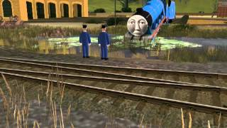 getlinkyoutube.com-Trainz Remake 2- Off the Rails