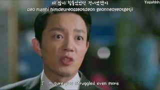 getlinkyoutube.com-Taemin (SHINee) - Steps (발걸음) FMV (Prime Minister and I OST)[ENGSUB + Romanization + Hangul]
