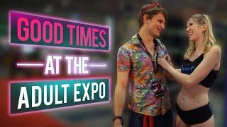 getlinkyoutube.com-Picking Up Girls at Adult Expo (Toronto's eXXXotica)