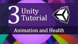 3. Unity Tutorial Animation and Health - Create a Survival Game