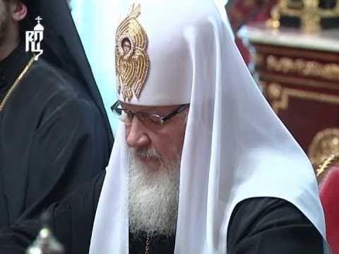 Патриарх Кирилл встретился с Президентом Ирландии