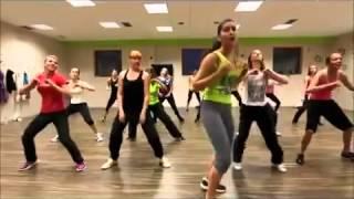 getlinkyoutube.com-رقص الزومبا