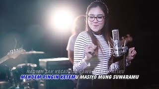 SEPARO NYOWO KOPLO - NELLA KHARISMA karaoke dangdut (Tanpa vokal) cover
