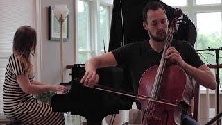 getlinkyoutube.com-Sia - Chandelier (Piano/Cello Cover) - Brooklyn Duo