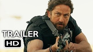 Den of Thieves Official Trailer 2018 Action Movie HD