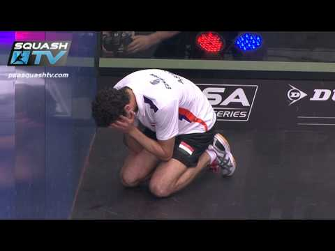 Squash : HotShots Emotional Special! Ramy Ashour wins the Allam British Open 2013!