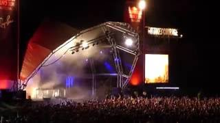 "getlinkyoutube.com-The Avalanches - ""Frontier Psychiatrist"" @ Primavera Sound 2016, Barcelona"