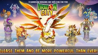 getlinkyoutube.com-Dragon City - 9 Guardian Dragons [Full Unlock 2015]