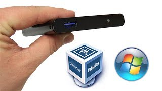 How to Create a Portable Virtual Windows 7
