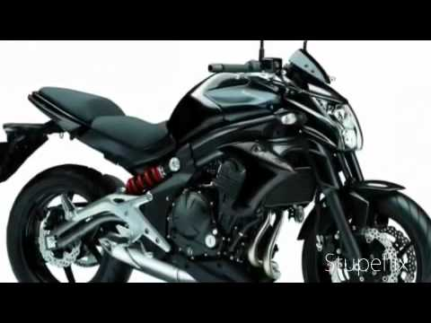 New 2012 Kawasaki er6n Ninja 650