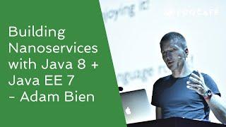 getlinkyoutube.com-Building Nanoservices with Java 8 + Java EE 7 - Adam Bien