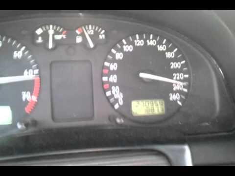 passat 1.8T max speed 238km/h