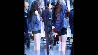 getlinkyoutube.com-Jessica & Krystal Fashion Airport