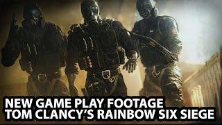 getlinkyoutube.com-Tom Clancy's Rainbow 6 Siege new gameplay footage