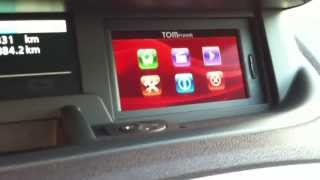 getlinkyoutube.com-Tomplayer sur tomtom renault scenic