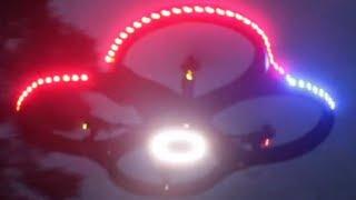 getlinkyoutube.com-AR Drone 2.0 How to Install LED UFO Light Kit - Episode 23 HD