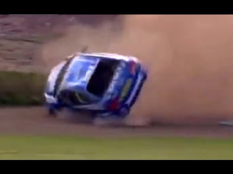 Motorsport Crashes 2011 - The Ultimate Compilation (HD)