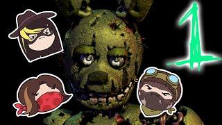 getlinkyoutube.com-Five Nights at Freddy's 3: Stay Away! - PART 1 - Steam Train