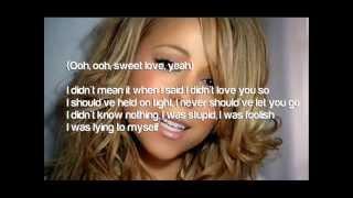 getlinkyoutube.com-Mariah Carey   We Belong Together (instrumental) + Lyrics