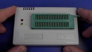 getlinkyoutube.com-EEVblog #411 - MiniPro TL866 Universal Programmer Review