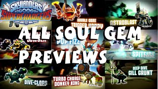 getlinkyoutube.com-Skylanders Superchargers All Soul Gem Previews 1080P HD