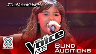 "getlinkyoutube.com-The Voice Kids Philippines 2015 Blind Audition: ""Rather Be"" by Atascha"