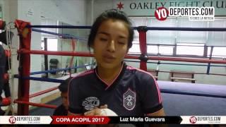 Luz Maria Guevara Copa Acopil Chicago 2017