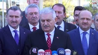 Başbakan Yıldırım, basın mensuplarının sorularını yanıtladı