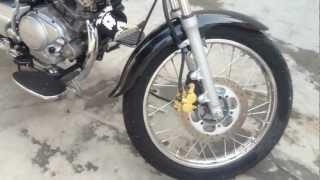 getlinkyoutube.com-YAMAHA 2012 A LA VENTA CON SOLO 200 KMS!!!