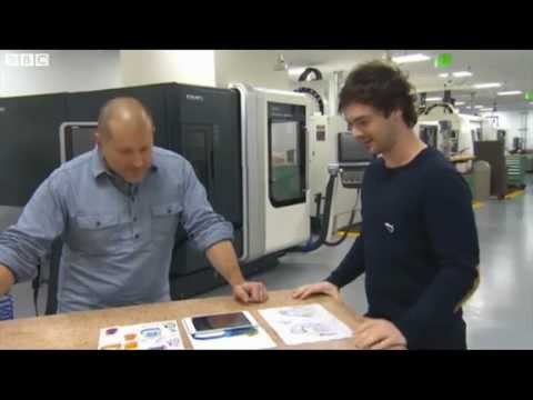 Jonathan Ive on Blue Peter [FULL VERSION]